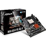 ASRock 90-MXGSG0-A0UAYZ Motherboard 2X DDR3 DIMM Dual PC3-14900U/DDR3-1866, 16GB