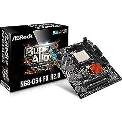 ASRock Motherboard Motherboards N68-GS4 FX R2.0