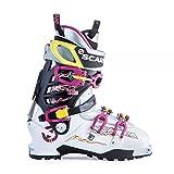Scarpa Women's Gea RS Women's Ski Boots / White/Magenta/Lime / Mondo Point 26.5