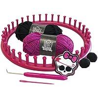 IMC Toys - Set per creare cappelli in maglia di Monster High