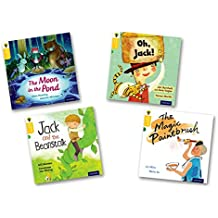 Oxford Reading Tree Traditional Tales: Level 5: Pack of 4