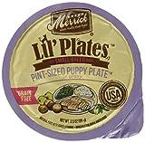 Merrick Lil 'Plates Grano Libre tamaño pequeño día de Acción de Gracias de la Cena (12Unidades, 3,5oz