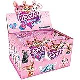 Caja de presentación Magiki Los conejos bolso de la hoja (paquete de 16, Multi-Color)