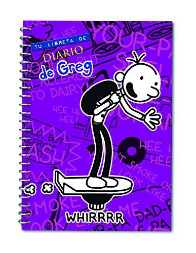 Planeta Junior 0010098508 - Libreta diario de Greg - Libreta Diario de