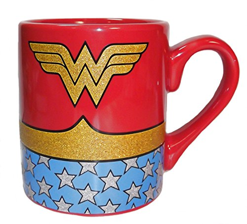 Wonder Woman Uniforms 20oz Jumbo Ceramic Mug (Mug Jumbo Ceramic)