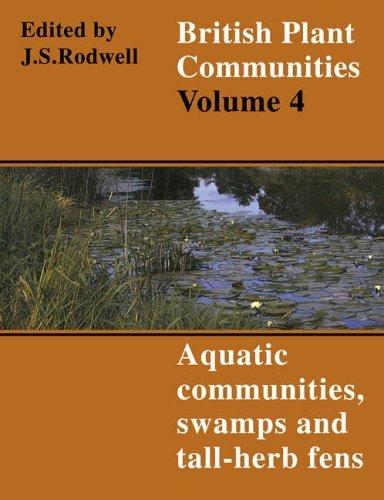 British Plant Communities v4 by John S. Rodwell (2008-08-21)