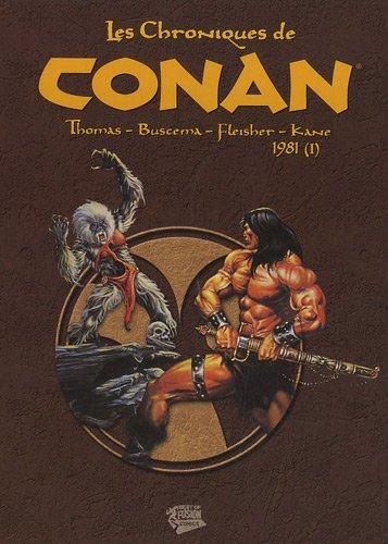 Les chroniques de Conan T11 par Roy Thomas