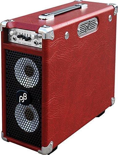PHIL JONES 312028 Briefcase BBC Gitarre Zubehör rot