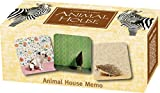 ars vivendi 4250364112932 - Memo-Spiel: Animal House
