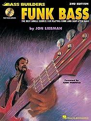 Funk Bass: Bass Builders Series by Jon Liebman (1992-12-01)