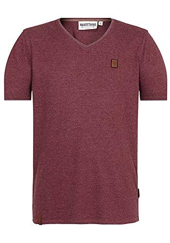 Herren T-Shirt Naketano Gelinde Gesagt IV T-Shirt