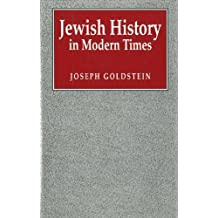 Jewish History in Modern Times
