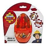 Kreativ Ei Fireman Sam...Vergleich