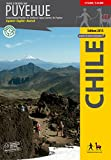 Puyehue - Wanderkarte - Trekkingchile