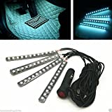 Best Car Accessories - PANNIUZHE Car interior lights led 4pcs Car Interior Review