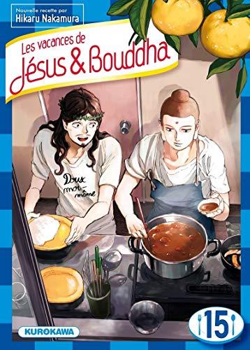 Les vacances de Jésus et Bouddha Edition simple Tome 15