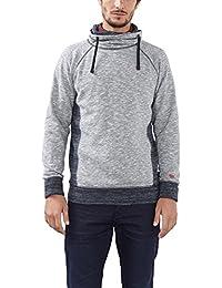 Esprit 106ee2j002-Slim Fit, Sweat-Shirt Homme