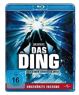 Das Ding aus einer anderen Welt - Ungekürzte Fassung [Blu-ray]