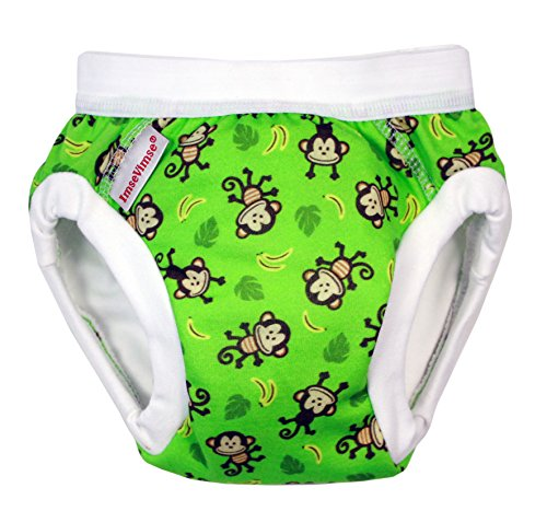 ImseVimse Training Pants Green Monkey J (Junior) 16 to 20 kg