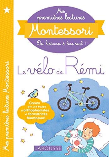 Mes premières lectures Montessori, Le vélo de rémi par Anaïs Galon