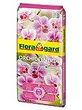 Landkaufhaus Orchideenerde torffrei 5 L • für Phalaenopsis und andere Orchideenarten • mit Premium-Dünger und Pinienrinde (5 L)