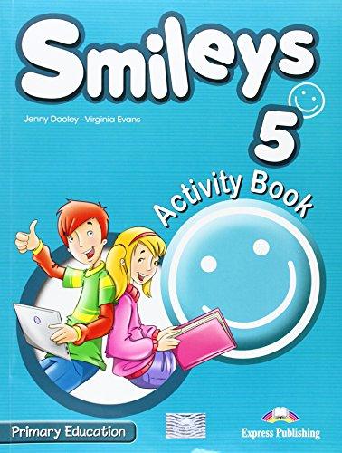 Smileys 5 Activity Pack por Express Publishing