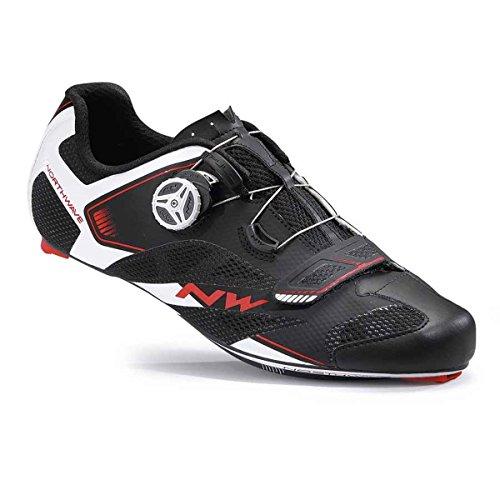 Northwave Sonic 2 Plus - Chaussures - blanc/noir 2017 chaussures vtt shimano Black/White/Red