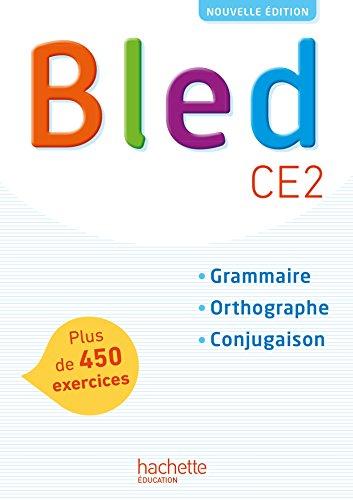 Bled CE2 - Manuel de l'élève - Edition 2017