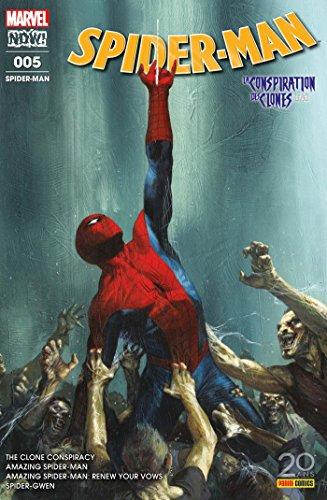 Spider-Man nº5, Livres