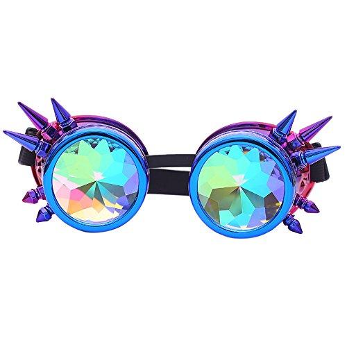 Beladla Gafas De Sol Ray Ban Cosplay Punky Victoriano En Estilo GóTico  Gancho RúStico Goth Vintage 352efac36320