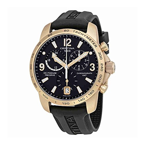 Herren CERTINA DS PODIUM GMT precidrive Chronograph c0016399705704