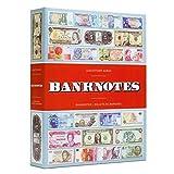 Leuchtturm Sammelalbum Banknotes   Album mit Hüllen für bis zu 300 Banknoten