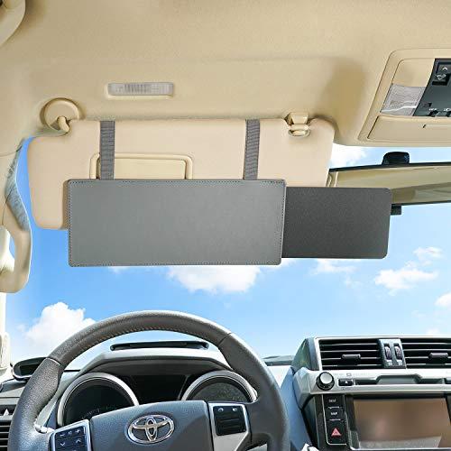 TFY Car Visor Extender antireflets Pare-Soleil Extender Pare-Soleil et des  Rayons UV faea0cb0166