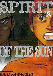 Spirit of the sun Edition simple Tome 8