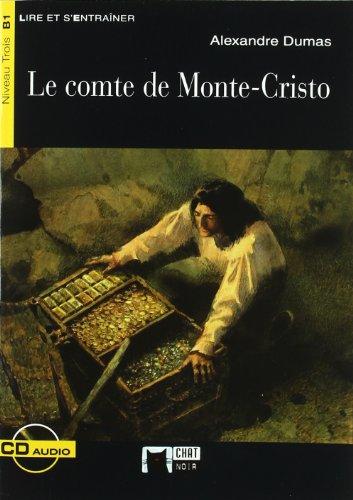 Le Comte De Monte-cristo + Cd (Chat Noir. Lire Et S'entrainer)