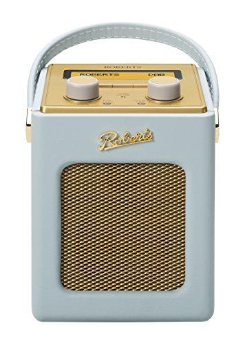 Roberts Radio Kofferradio Revival MINI grau