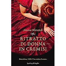 Ritratto di donna in Cremisi (Pandora)