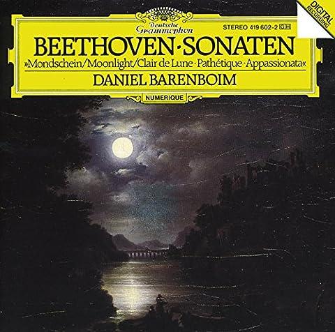 Beethoven: Piano Sonata No.14 In C Sharp Minor, Op.27 No.2