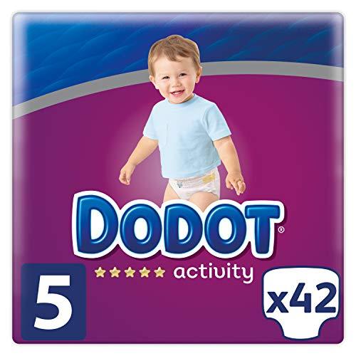 Dodot Activity Pañales Talla 5, 11-16 kg - 42 Pañales