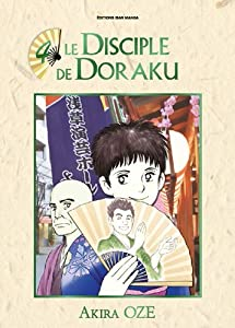 Le disciple de Doraku Edition simple Tome 4