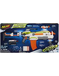 Hasbro Nerf B1538EU4 N-Strike Elite Modulus ECS-10 Blaster, Spielzeugblaster