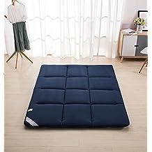 Nclon Plegable Ergonomía Diseño Ayudar a Sueño Esteras del Tatami,Moquetas Colchón Sleeping Pad Suelo