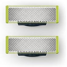 Philips QP220/50 Lames de remplacement x2 OneBlade (durent jusqu'à 8 mois)