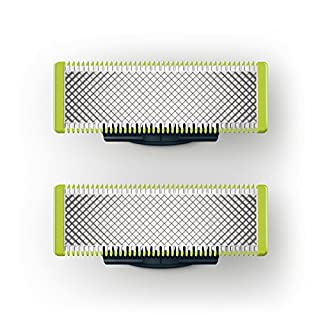 Philips QP220/55 OneBlade lame de remplacement x2, à remplacer tous les 4 mois (B01AXLWD96) | Amazon Products
