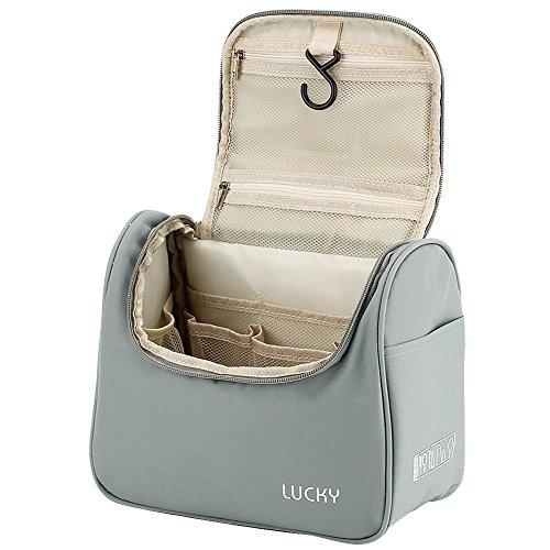 Neceser de viaje para colgar - Bolsas de aseo para cosméticos Organiz