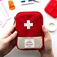 Qearly Mode Multi-Farben Oxford Erste Hilfe Kit First Aid Kit preisvergleich bei billige-tabletten.eu