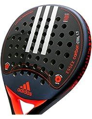 Pala de pádel Adidas Essex Carbon Control 1.7 Orange