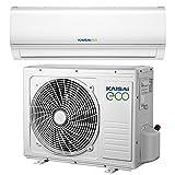 Split Klimaanlage Inverter Klimagerät mit Wärmepumpe Energieklasse A++ / A+ 9000 BTU 2.6 kW 40m2...