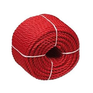 Maxpack - Seil in rot - 50 m