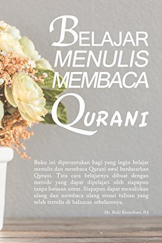 Belajar Menulis Membaca Qurani (English Edition) de [Ramadhani BA, Ms. Rizki